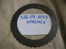 Tarcza zębata skrzyni biegów Ł-35 659611C1