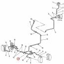 Przewód hamulcowy 313-05-0011